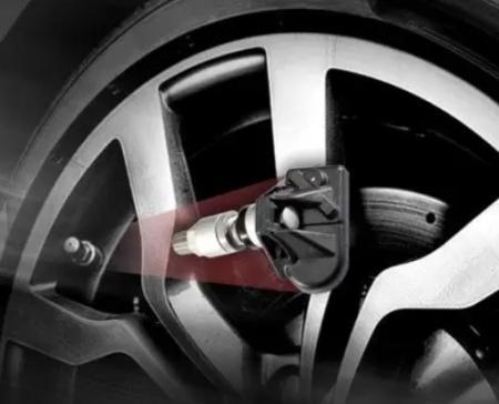 Преимущества использования датчиков в шинах